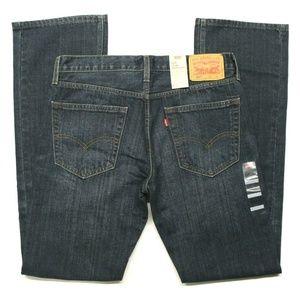 Levi's 527 Slim Bootcut Jeans (055274257) 32x34